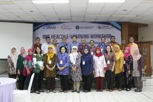 Speakers and Participants of One Health E-learning Workshop