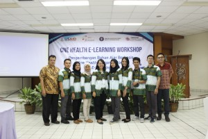 Organizing committee of One Health E-learning Workshop